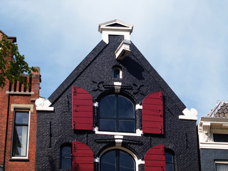 Amsterdam, house at Prinsengracht