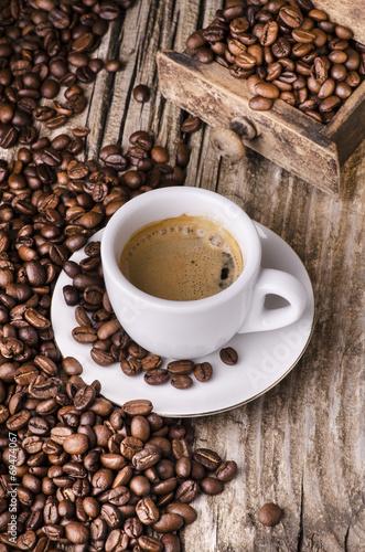 Fototapeta caffè espresso