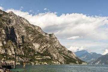 Il Garda - lago e montagna
