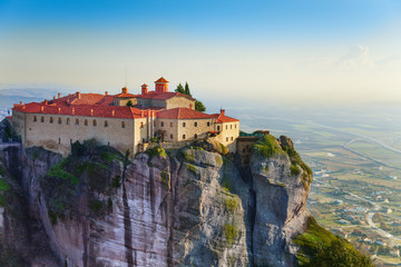 The Holy Monastery of Varlaam, Greece