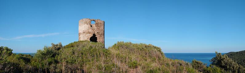 Torre sopra Macinaghju, Corsica