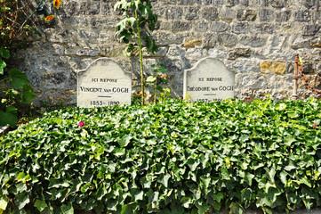 Tumba de Vincent y Theo Van Gogh, Auvers-sur-Oise