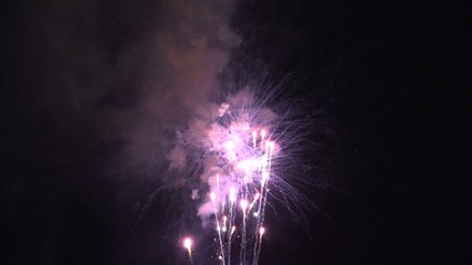 Fireworks, Flares, Rockets, Explosives, Celebrations, Night
