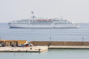 Cruise ship MS Astor