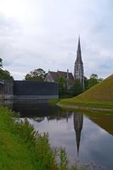 St. Albans church in Copenhagen, Denmark
