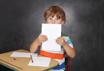Child in School, Education