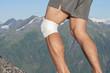 Knee sport support