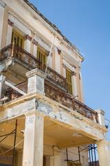 Altes baufälliges Haus - Ruine