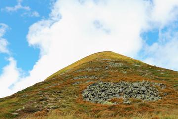 The Goverla Mountain