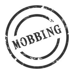 sk14 - StempelGrafik Rund - mobbing - g1434
