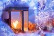 Winterfenster