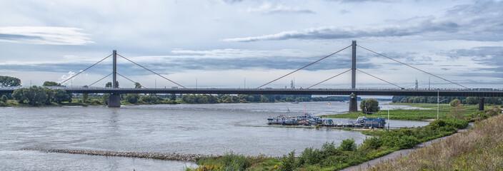 Autobahnbrücker Leverkusen