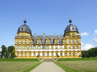 Seehof Palace, Upper Franconia, Bavaria, Germany
