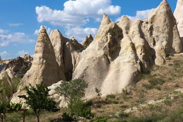 Open Air Museum in Goreme . Cappadocia, Turkey