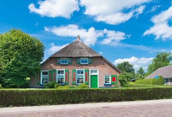 dutch farmhouse