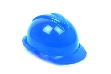 Industrieschutzhelm, blau