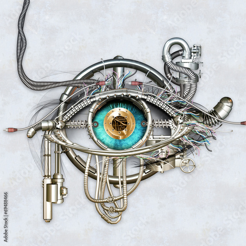 Mechanical eye - 69488466