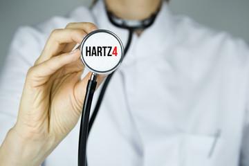 Hartz 4 Stethoskop Arzt