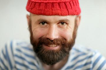 bearded sailor