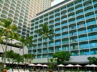 ハワイ ホテル プリンセスカイウラニ