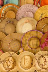Artwork beautiful hat in Myanmar