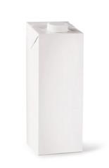 milk white carton package