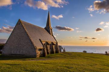 Chiesa Etretat