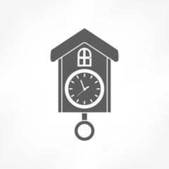 home clock icon