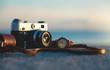 Old vintage camera - 69498472