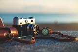 Old vintage camera - 69498464