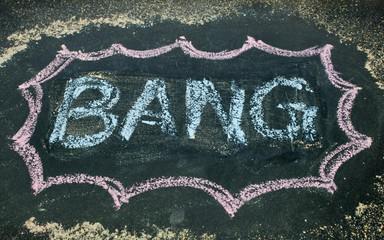 the word bang