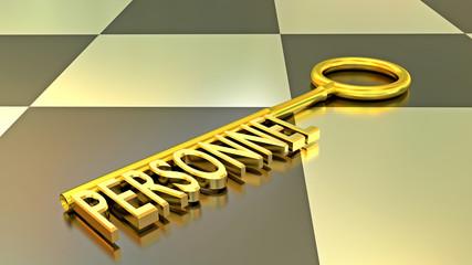 Personnel Key