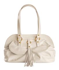 fashion bag isolated on white