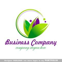 nature, leaf, garden, trees, green, tree, floral, logo