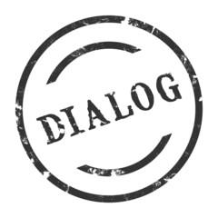 sk46 - StempelGrafik Rund - Dialog - g1466