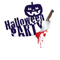 Hintergrund Halloween Party