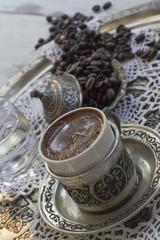 Türk Kahvesi ve Kahve Çekirdeği