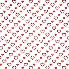 kleurige harten textuur