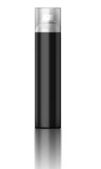 Aerosol spray metal bottle
