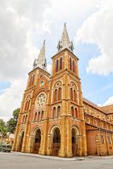 Saigon Notre-Dame Basilica in Ho Chi Minh City