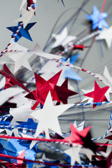 star Background for 4th of july