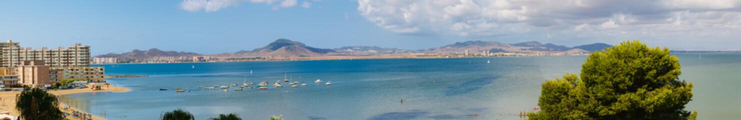 La Manga del Mar Menor, Murcia, Spain