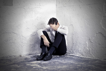 feeling depress