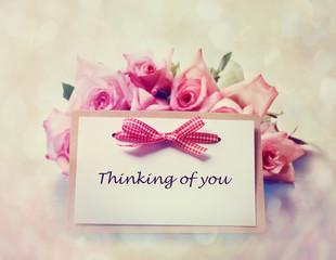 Thinking of Yyou!