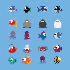 Water Animals