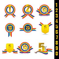 Rainbow Anniversary 001