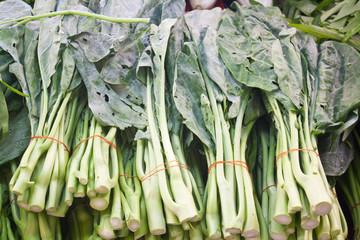 Vegetables in the Market
