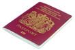 British passport - 69513627