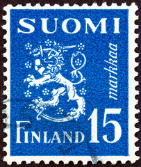 Coat of arms (Finland 1948)