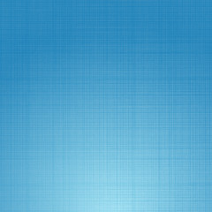 Blue Abstract Canvas Background Or Textile Texture